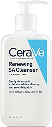 CeraVe Renewing SA Cleanser, 240ml