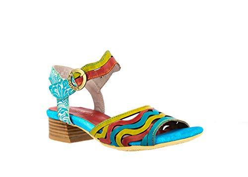 Laura Vita SL13133-4 Flcorao 04 Sandalias Fashion