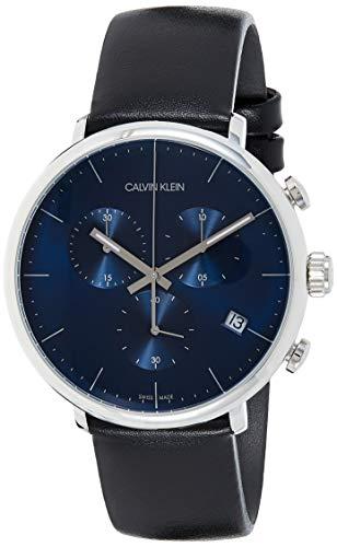 Calvin Klein Reloj Cronógrafo para Unisex Adultos de Cuarzo
