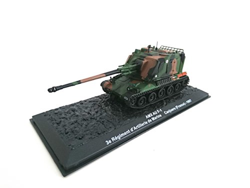 Unbekannt AMX AU F-1 Militärfahrzeug 1/72 Maßstab Réf: A5