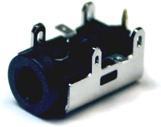 Power4Laptops Conector de alimentación portátil Compatible con ASUS EEE PC 1215B
