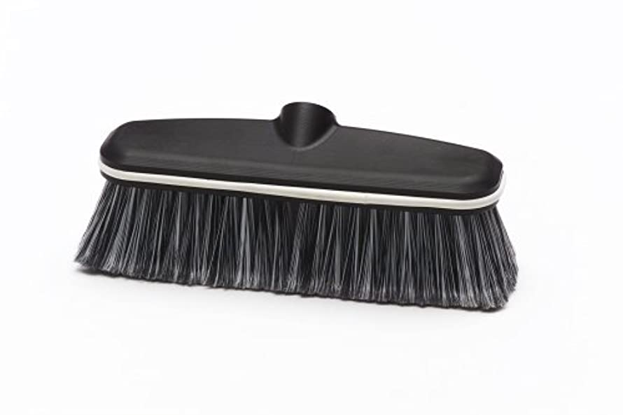 Laitner 1103 10-Inch Wash Brush Head With Wraparound Bumper