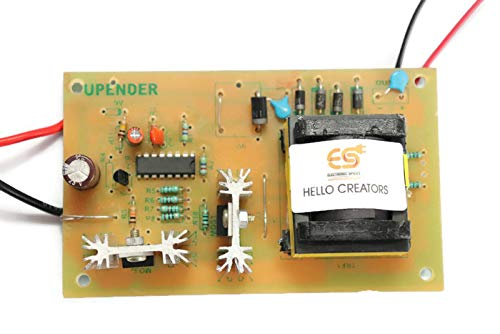 Electronicspices 150 W 12-220V AC Inverter Circuit Board