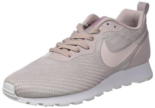Nike Damen WMNS MD Runner 2 ENG MESH Traillaufschuhe, Pink (Particle Rose/Barely Rose/Bianco 601), 42 EU