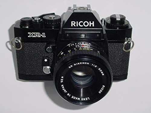 Ricoh XR-1 35mm Single Lens Camera