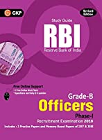 RBI 2019 - Grade B Officers Ph I - Guide (Revised Edition)