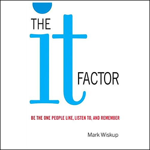 The IT Factor cover art
