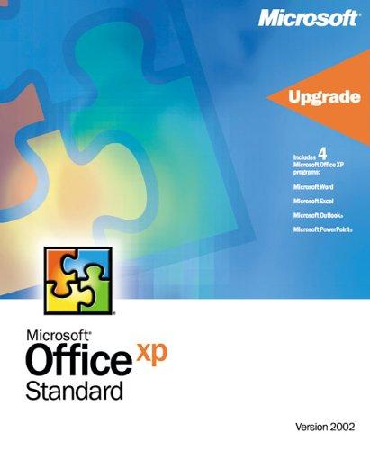 UP MS Office XP Stand. CD W32 / von Office 97 oder Office 2000