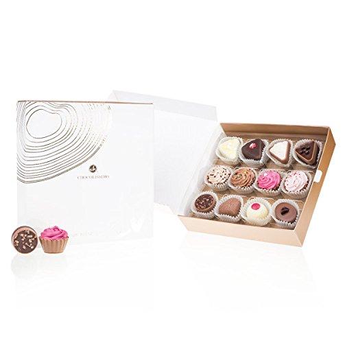 Pralinen-Mix - außergewöhnliche Pralinen | Pralinenmischung | besonderes Geschenk | Geschenk | Vatertag | Muttertag | Geschenke | Männer | Frauen | Mann | Frau | Schokolade