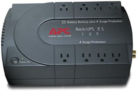 APC Back-UPS ES 725 Broadband Backup Power Supply (Part Number BE725BB)