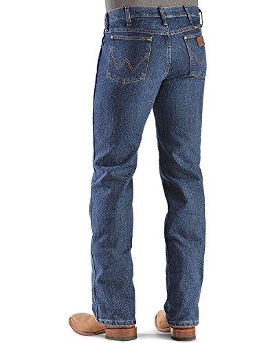 Wrangler Herren Jeans Big & Tall Premium Performance Cowboy Cut Slim Fit - Blau - 46W / 32L