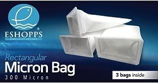 ESHOPPS Micron Bag 300 Micron 3 bags