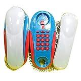 AMITAS Kindertelefon Walkie Talkies für Kinder Pädagogisches Spielzeug für Kinder Rollenspiel,...