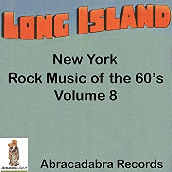 Long Island Rock Music of the 60's, Vol. 8