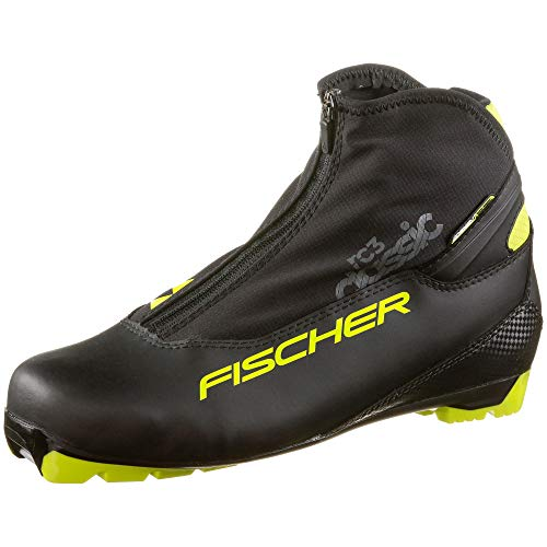 Fischer RC3 Classic Langlaufschuhe schwarz 47