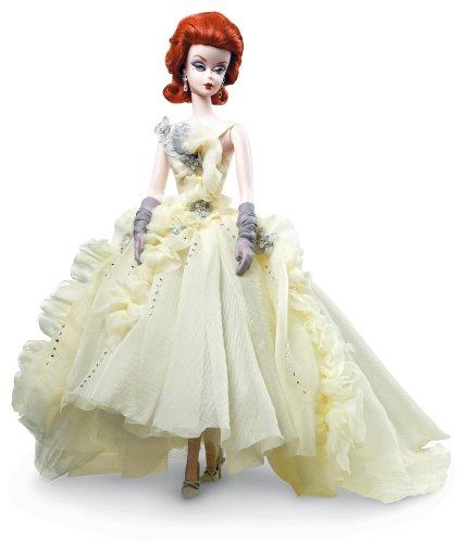 Barbie Collection W3496 Silkstone Atelier 4 - Muñeca Barbie Antigua