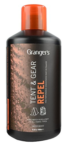 Grangers Tent + Gear Repel / The Ultimate High Performance Tent WATERPROOFER / 1 ltr