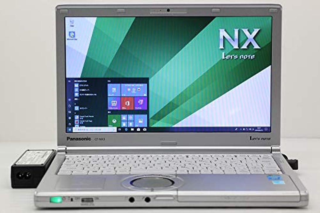 ピカソ推定する定期的【中古】 Panasonic CF-NX3EDPCS Core i5 4300U 1.9GHz/4GB/120GB(SSD)/12.1W/WXGA++(1600x900)/Win10