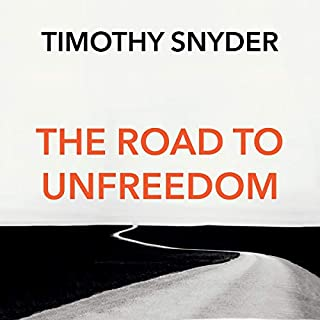 The Road to Unfreedom cover art