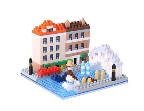 nanoblock - Juego de construcción Venecia