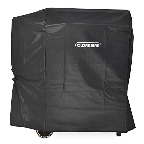 Cloakman Premium Heavy-Duty Grill Cover for Pit Boss Tailgater 340/440TG1 Wood Pellet Grill 73340