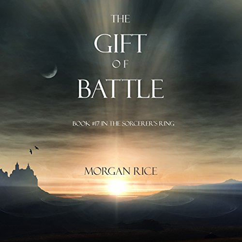 The Gift of Battle audiobook cover art