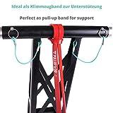 Zoom IMG-1 pullup dip elastico fitness per