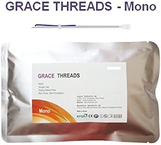 Grace PDO Thread Lift/Face Whole Body/Mono Type 100pcs (29G-38mm)