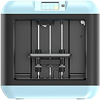 Flashforge 3D Printer Finder Lite,Removable Platform Build Volume (140 x 140 x 140 mm) Fully Enclosed,Touch Screen,3D Printer Houses,School