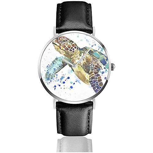 Cute Sea Turtle Women Watch Relojes de Pulsera