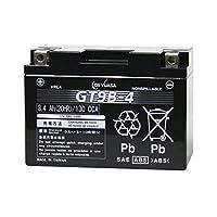 GSユアサ GT9B-4 (YT9B-BS GT9B-4 FT9B-4) バイク用バッテリー