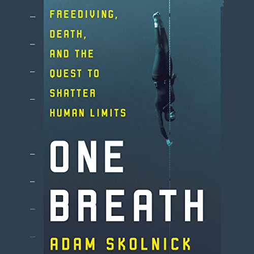 One Breath audiobook cover art