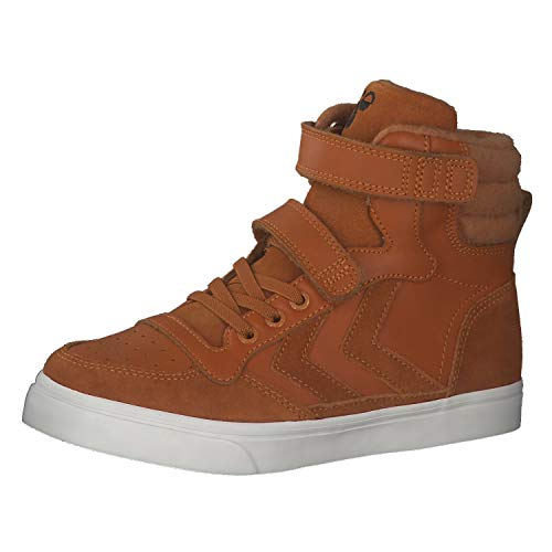 hummel Kinder Sneaker Stadil Winter Jr. 206840 Pumpkin Spice 29, EU