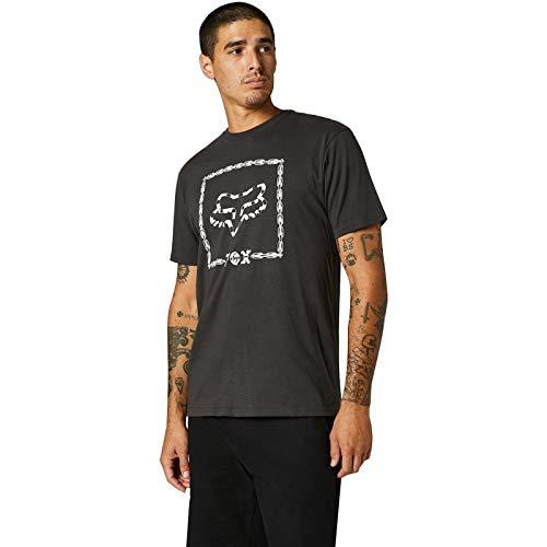 Cell Block Ss Premium Tee Black Vintage - Camiseta