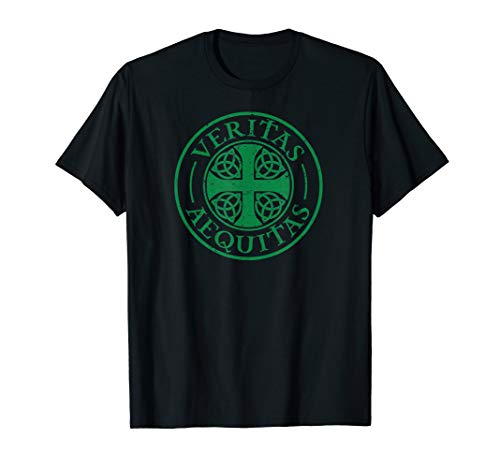 Truth and Justice Celtic T-Shirt