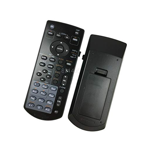 Replacement Remote Control for Kenwood DDX272 DDX392 DDX492 DNX772BH DNX892 Car DVD Receiver