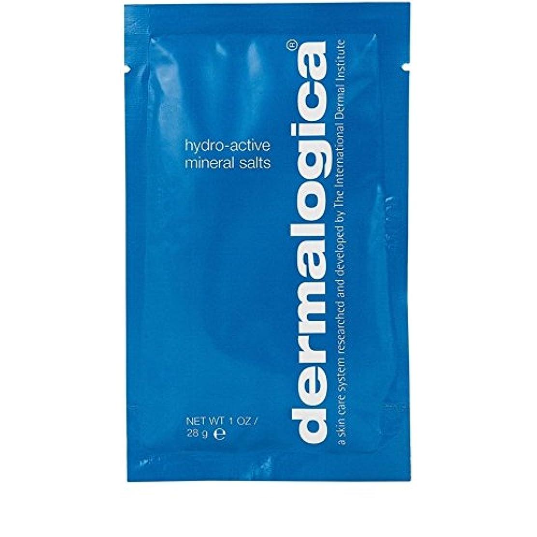 そばに比較的継続中Dermalogica Hydro Active Mineral Salt 28g (Pack of 6) - ダーマロジカ水力アクティブミネラル塩28グラム x6 [並行輸入品]