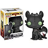 QToys Funko Pop! Movies: How to Train Your Dragon 2#100 Toothless Chibi...