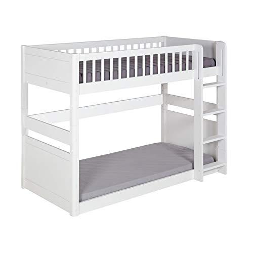 Set letto a castello Montessori Victoria con materasso
