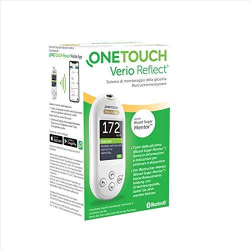 Onetouch Verio Reflect System Kit Glucometro