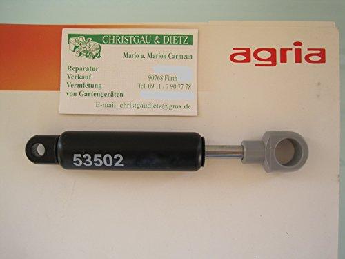 original Agria 53502 Hydraulikstoßdämpfer für 400 5300 Ersatzteile