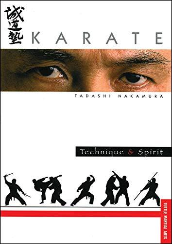 Karate: Technique and Spirit (Tuttle Martial Arts)