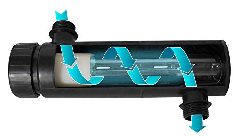 T.I.P. Teichaußenfilter WDF 20000 UV 18, UV-C 18 Watt, für Teiche bis zu 20.000 Liter - 5