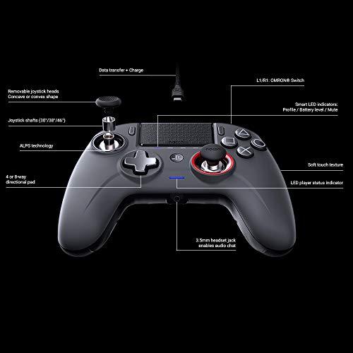 NACON PS4 Revolution Unlimited Pro Controller