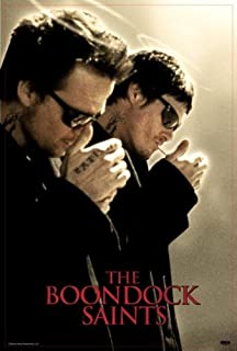 The Boondock Saints - Guys by unknown. Size 34.00 X 22.00 Art Poster Print
