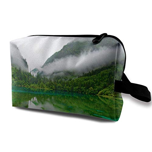 Casual Clear Lake Water Hanging Bags Storage Bag