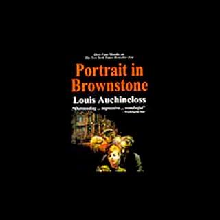 Portrait in Brownstone audiobook cover art