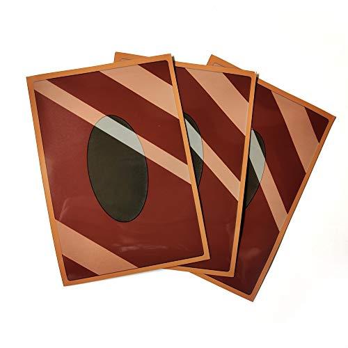 YU-GI-OH! Fogli protettive (Anime Design) (x50) Yugioh Card Sleeves (Classic Anime Edition)