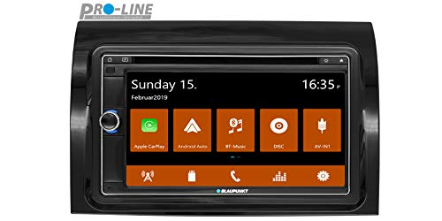 BLAUPUNKT VIENNA 790 DAB | Bluetooth/DAB+ | USB | Apple CarPlay/AndroidAuto | 2-DIN Autoradiov