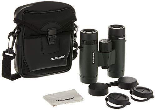 Celestron – TrailSeeker 10x32 Binoculars – Fully...